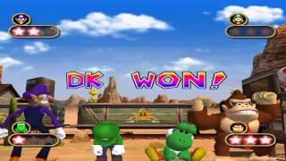 Mario Party 4 - Shy Guy