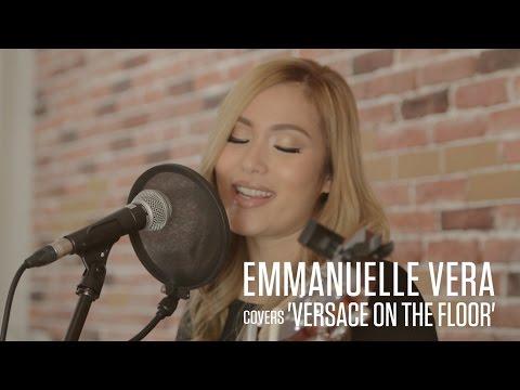 Versace On The Floor- Bruno Mars (cover by Emmanuelle Vera)