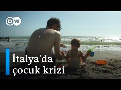 İtalya: Gençler çocuk yapmıyor - DW Türkçe