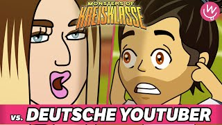 Monsters of Kreisklasse: Deutsche YouTuber vs. Borussia Hodenhagen