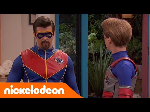 Henry Danger | Capitan Man è cattivo! | Nickelodeon