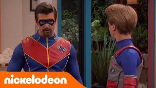 Henry Danger | Capitan Man è cattivo! | Nickelodeon