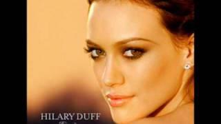 Hilary Duff - Burned