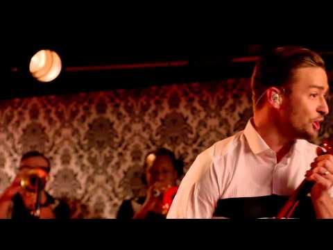 Justin Timberlake - Take Back The Night - Target Exclusive Performance