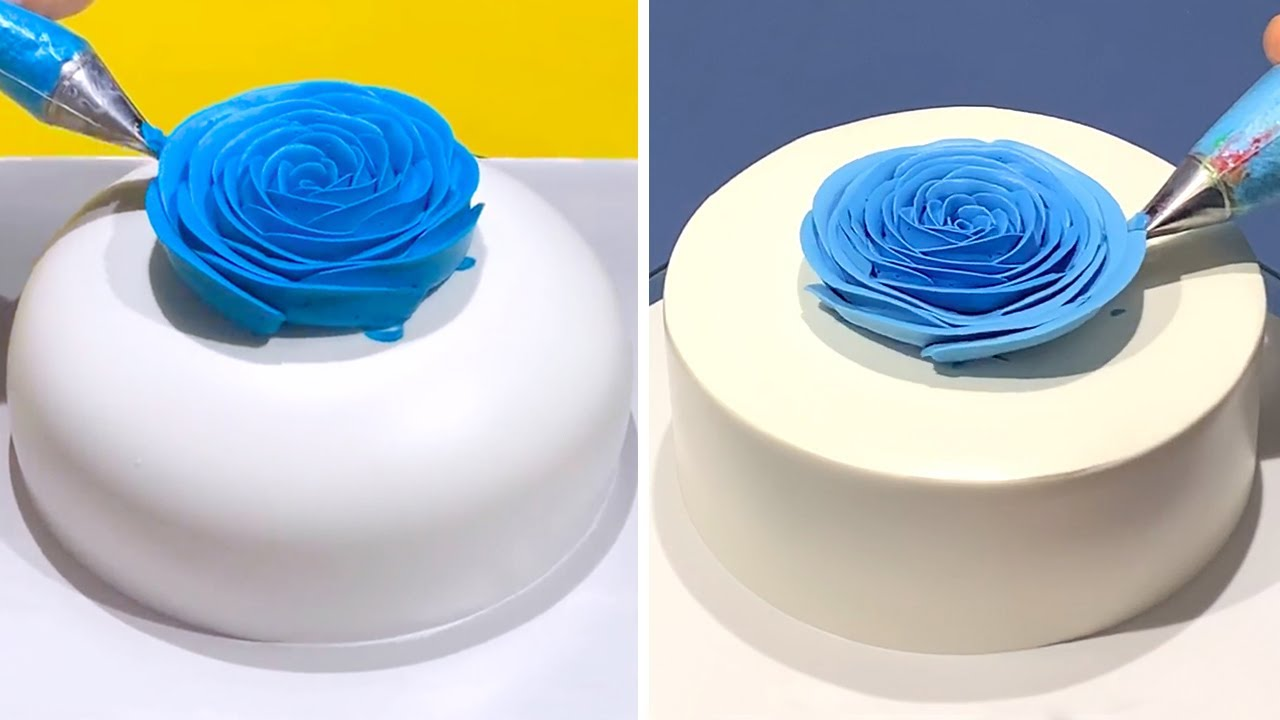 Most Satisfying Chocolate Cake Decorating Tutorials | Perfect Cake Decorating Ideas for Holidays