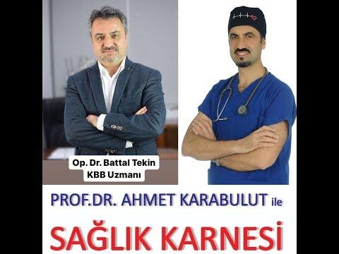HORLAMA TEDAVİSİ (EN TEMEL BİLGİLER) - OP DR BATTAL TEKİN - PROF DR AHMET KARABULUT