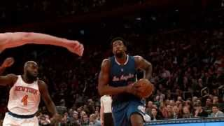 NBA: DeAndre Jordan's Poster Dunk on Jason Smith in Super Slow-Motion