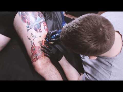 Kraken Tattoo