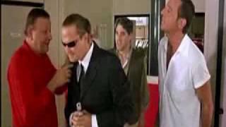 Lezioni di Bodyguards - C. De Sica, M. Boldi, B. Izzo e E.Salvi