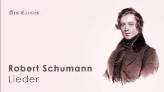 Schumann   op  35 no  3, Wanderlied; Dietrich Fischer Dieskau, bariton