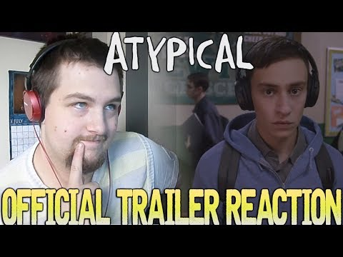 Atypical Official Trailer Reaction