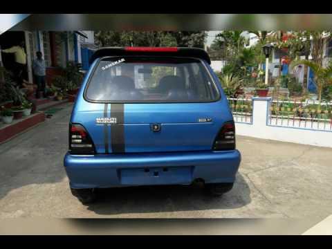 Modified Maruti 800