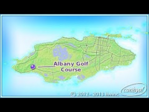 The Golf Club 2 - Albany G.C.; Nassau, The Bahamas