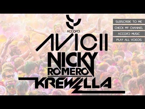 Avicii vs Nicky Romero - I Could Be The One Vs Krewella - Alive (Accord Mashup)