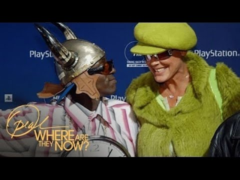 Brigitte Nielsen's Unexpected Romance with Flavor Flav  Where Are They Now  Oprah Winfrey Network