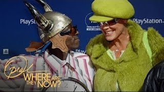 Brigitte Nielsen's Unexpected Romance with Flavor Flav | Where Are They Now | Oprah Winfrey Network