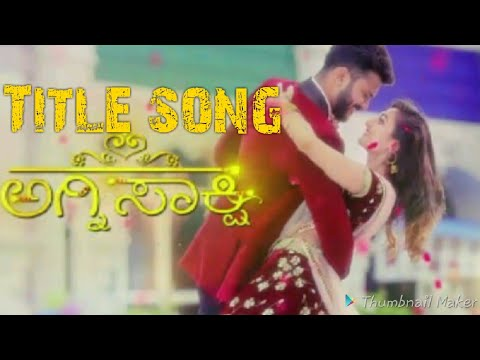 Radha Ramna Title Song Of Agnisakshi Serial