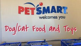 Pet Food and Toys at PetSmart