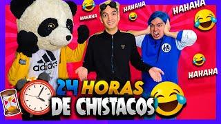 ¡24 HORAS DE CHISTACOS! - Yolo Aventuras