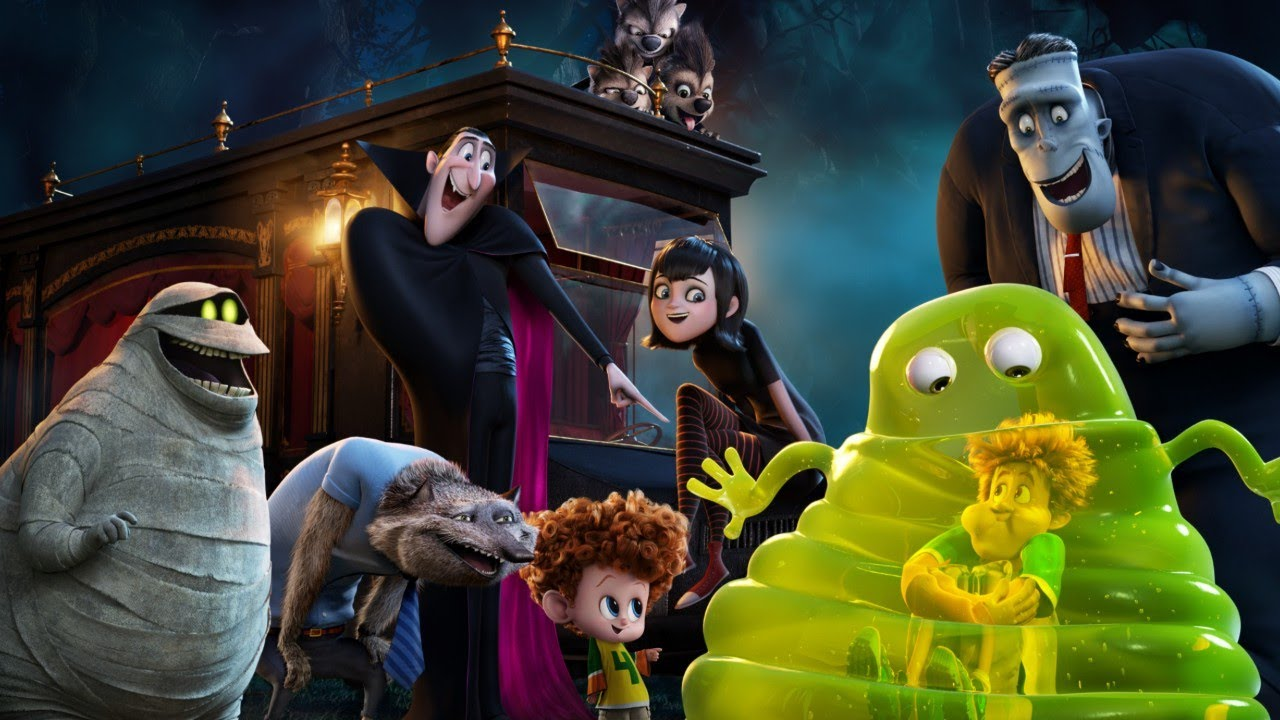 Hotel Transylvania 4' Gets Release Date - YouTube