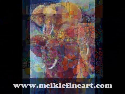 canvas modern art | Fine art gallery santa fe