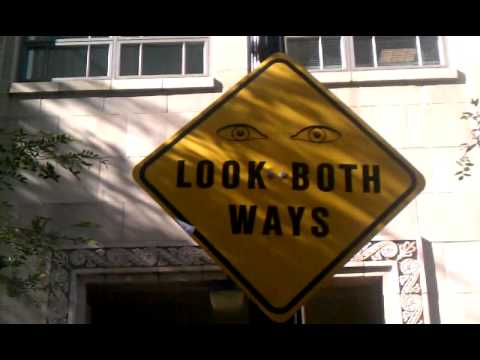Orlando, FL - Eyes Sign