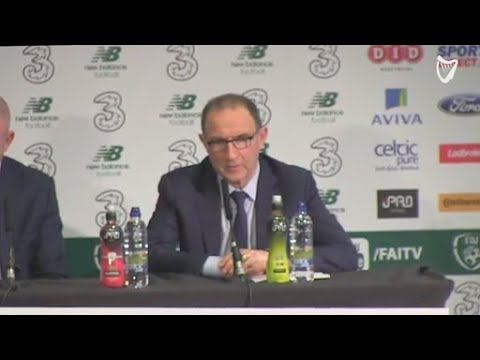 VIDEO: 'Hopefully it will be tough for them too' - Martin O'Neill eyes up a tough match against D...