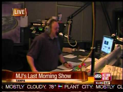 Schnittshow.com: ABC Action News Tampa The last MJ Morning Show