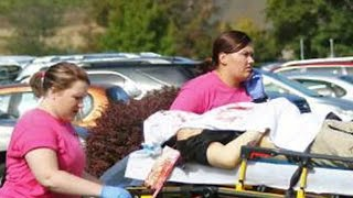 10 dead including gunman in Oregon college shooting