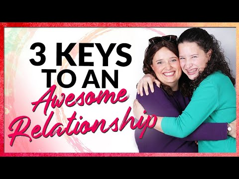 Parent Child Relationship: 3 Keys to Building an Awesome Relationship with Your Kids