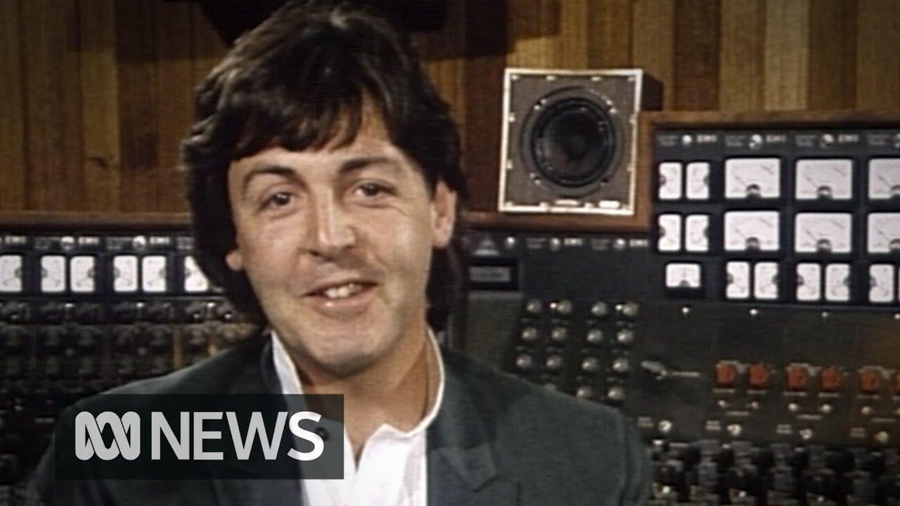 Paul McCartney Appears On Countdown 1980