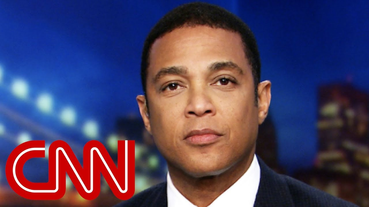 Don Lemon on Trump's shutdown tweet: Just stunning