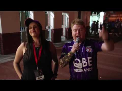 The Far Post Perth   Fan Reaction | Perth Glory 1   2 Newcastle United Jets