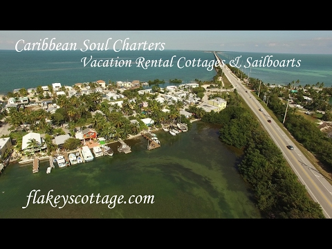 Caribbean Soul Charters - Waterfront Rental Cottages & Sailboats