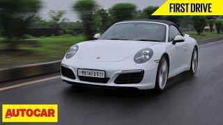 Porsche 911 Carrera S | First Drive | Autocar India