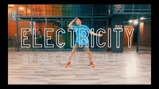 Electricity - Silk City, Dua Lipa (Choreography by Gojie Chua) #TADSph Video
