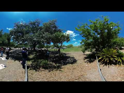 3D 360 VR - Eclipse Viewing | McAllen Nature Center