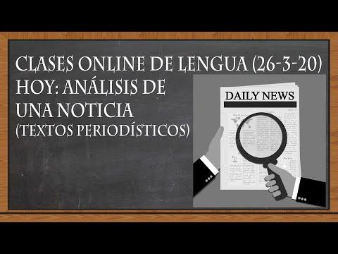 Análisis de texto 3rosиз YouTube · Длительность: 6 мин49 с