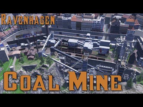 Cities: Skylines - Ravenhagen #5 - Coal Mine and Industries  