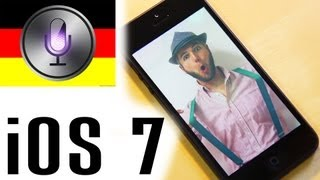 iOS 7 Killer Feature - Male German Siri (Commercial & Review) || CopyCatChannel