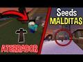 TOP 3 SEMILLAS MALDITAS PARA MINECRAFT PE 1.1 | LA SEED DE HEROBRINE | SEEDS MALDITAS ¡PELIGRO!