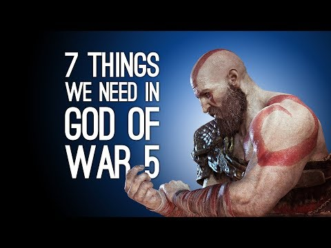 God of War 5: 7 Things We Need to See