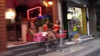 Repeat youtube video Massage girls sukhumvit soi 23 near Soi Cowboy Bangkok