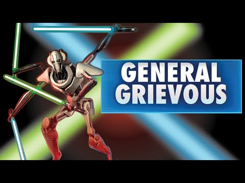 Star Wars Galaxy of Heroes GENERAL GRIEVOUS Gameplay | iOS, Android