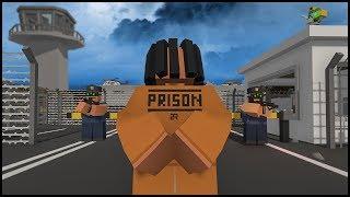 MAXIMUM SECURITY PRISON! (Unturned Cops)