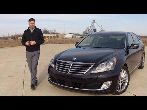 2014 Hyundai Equus Review by Automotive Trends
