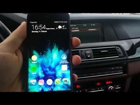 Bluetooth fürs AUTO   Musik ohne AUX   BMW F10 Beispiel