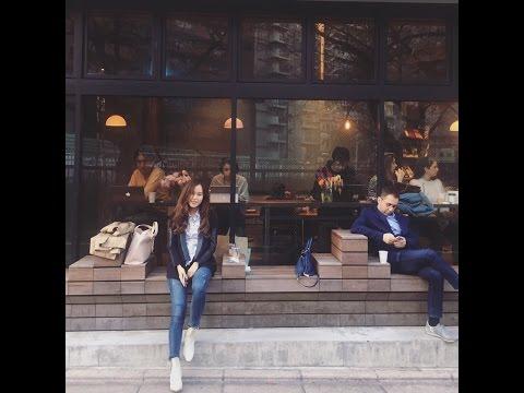 [Tokyo Vlog] Nice cafes in Tokyo you must visit 도쿄 카페 추천 나카메구로/시부야| Kayla Kim 케일라