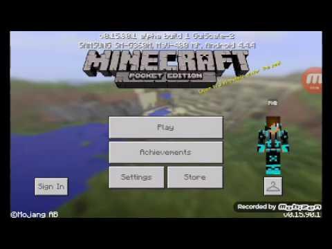 Minecraft pe 3 seed yang ada tempat rahasia