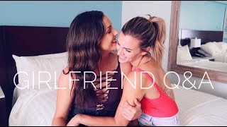 GIRLFRIEND Q&A... disappointing each other, obsessions, what do we even do?